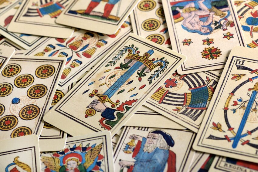 Tarot Card Card Analysis - It By No Methods Ends, Up Until