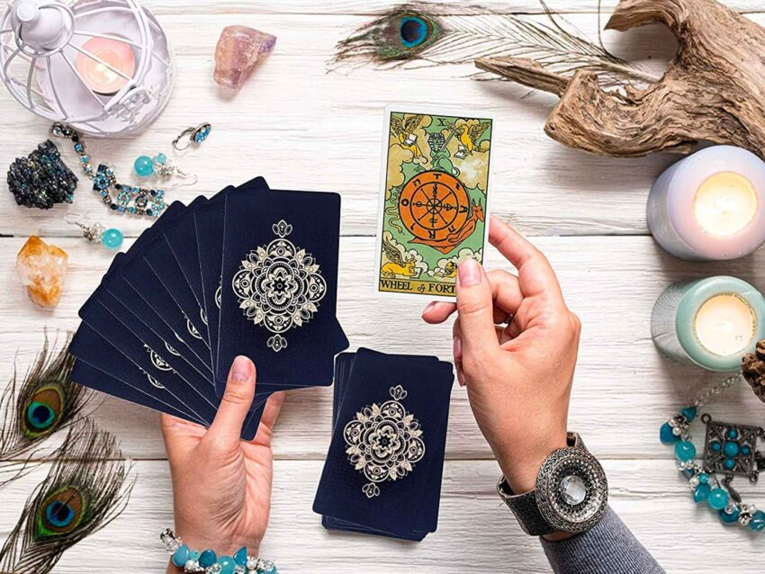 Free Tarot Card Analysis Love You